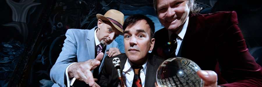 Doug Anthony Allstars Present Daas Live
