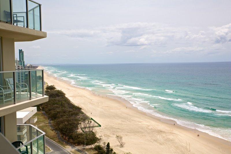 Apartments Hi Surf Beachfront Resort Apartments Gold Coast