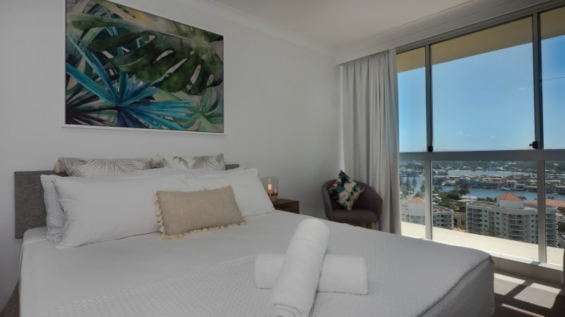 Enjoy Our Cosy Surfers Paradise Resort Accommodation - Hi